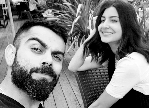 VIDEO Here's how Anushka Sharma is making sure that Virat Kohli does not miss the pitch