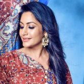 WOAH! Surbhi Chandna gives a glimpse of her home workout session, pulls the perfect plank