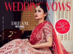 Mouni Roy On The Covers Of Wedding Vows