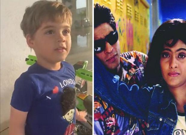 Watch: Karan Johar's son Yash calls Kuch Kuch Hota Hai boring