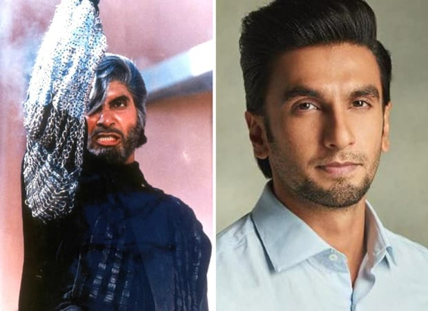 Amitabh Bachchan's Shahenshah to get a remake with Ranveer Singh in the lead? thumbnail