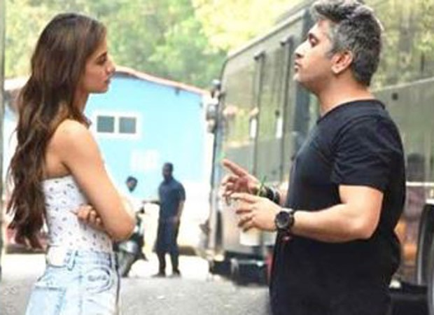 Disha Patani has the sweetest wishes for her 'Malang' director Mohit Suri on his birthday