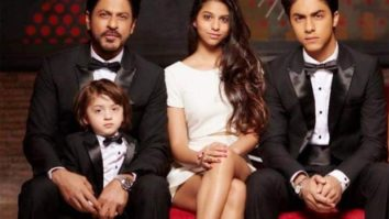 #AskSrk: Shah Rukh says inspite of contributing to population boom, it's a treat to spend time with his kids during lockdown