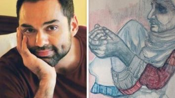 Abhay Deol shares his latest drawing; writes about things that are going wrong in the country amidst a pandemic