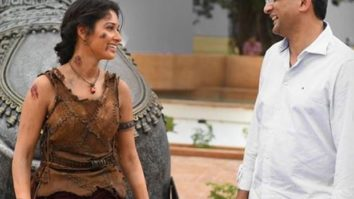 3 Years of Baahubali: Tamannaah Bhatia shares UNSEEN BTS pictures from Baahubali sets