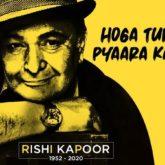 Mumbai Police give a fitting tribute to Rishi Kapoor