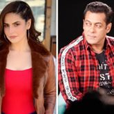 """Zareen Khan speaks about Salman Khan, says, """"If I need his help, I know he's just a call away"""""""
