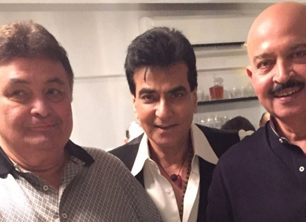 """""""We've misplaced a really pricey brother""""- Jeetendra mourns Rishi Kapoor's dying, Rakesh Roshan calls it an Irreparable loss. : Bollywood Information 9"""