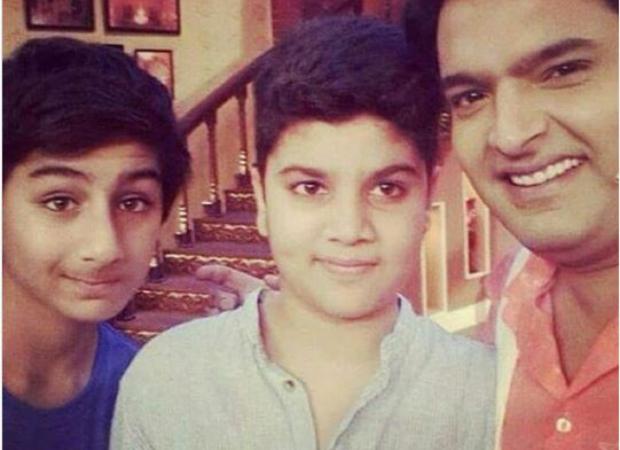 Throwback: When Kapil Sharma took a selfie with Saif Ali Khan's son Ibrahim