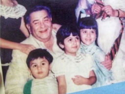 Alia Bhatt is all hearts as Karisma Kapoor shares a childhood picture featuring Ranbir Kapoor , Kareena Kapoor and herself