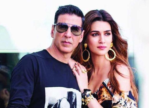 EXCLUSIVE: Kriti Sanon says Akshay Kumar's got a 'kickass' role in Bachchan Pandey