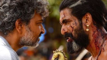 Rana Daggubati shares unseen picture of Baahubali and Bhallaladeva happily sharing the throne