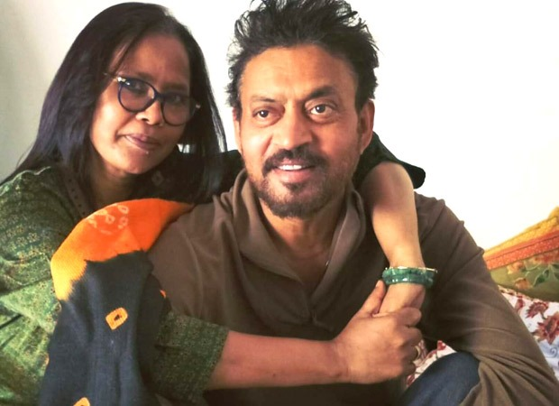 """I've not misplaced""- Irrfan Khan's spouse Sutapa Shikdar shares picture with the actor a day after his dying : Bollywood Information 9"