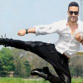 Tiger Shroff shares a video of him doing blackflips, says he feels dizzy looking at it