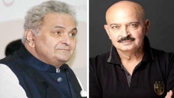 """I warned Rishi Kapoor about his health"", says best friend Rakesh Roshan"