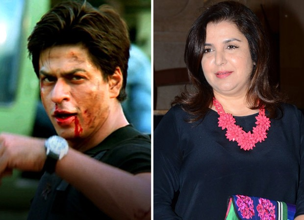 """16 Years Of Main Hoon Na: """"Farah Khan is the only director who feels I could be a very COOL action hero"""" - Shah Rukh Khan"""