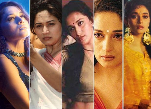 5 Best performances of Madhuri Dixit