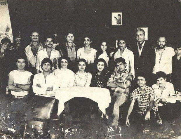 Anupam Kher shares an unseen throwback picture from 1983 and wants fans to guess the actors