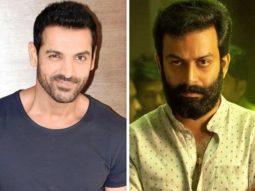 BREAKING! John Abraham acquires Hindi remake rights of Prithviraj Sukumaran and Biju Menon's Malayalam film Ayyappanum Koshiyum
