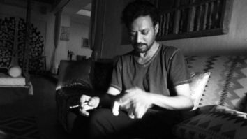 Babil Khan shares a heartwarming post of Irrfan Khan playing with their cat