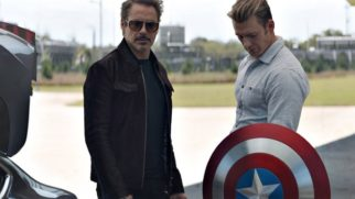 Chris Evans consulted Robert Downey Jr before taking up the role of Captain America, says it was the best decision he has ever made