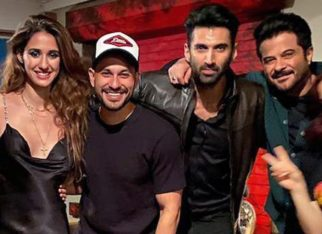 Disha Patani, Anil Kapoor, Aditya Roy Kapur, Kunal Khemmu are all smiles during their virtual reunion!