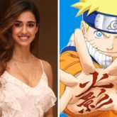 Disha Patani is obsessed with anime Naruto, check it out