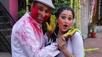 Disha Vakani of Taarak Mehta Ka Oolta Chashmah gets a sweet surprise from brother Mayur Vakani