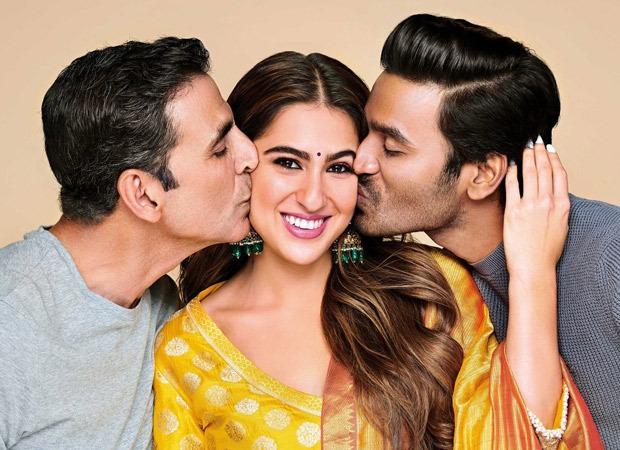 EXCLUSIVE: Sara Ali Khan is yet to shoot with Atrangi Re co-star Akshay Kumar, praises multi-talented Dhanush