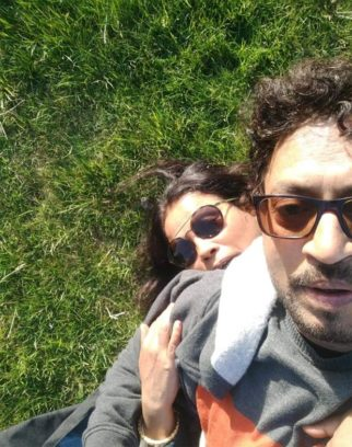 Irrfan Khan's wife Sutapa Sikdar shares pictures of the actor one month after his demise