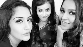 Ishqbaaz ladies, Surbhi Chandna, Shrenu Parikh, Mansi Srivastava, have a virtual reunion!