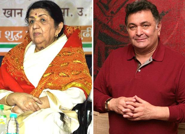 "Lata Mangeshkar - ""Rishi Kapoor was my favourite Kapoor after Raj saab"""