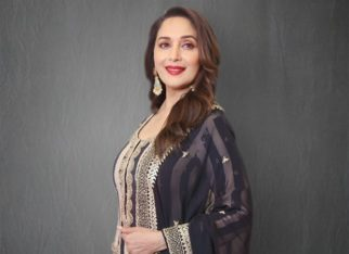 Madhuri Dixit unveils a teaser of her first single, 'Candles', on her birthday