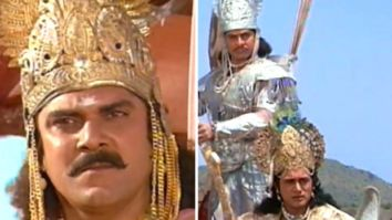 Mahabharat trends on Twitter as netizens get emotional seeing Pankaj Dheer's Karna's death scene