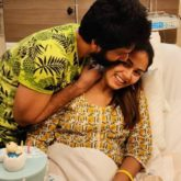Mira Kapoor shares a throwback picture from the hospital with a questionably dressed Shahid Kapoor