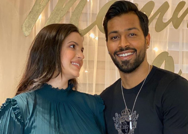 Natasa Stankovic expecting first child with fiance Hardik Pandya, check out their announcement