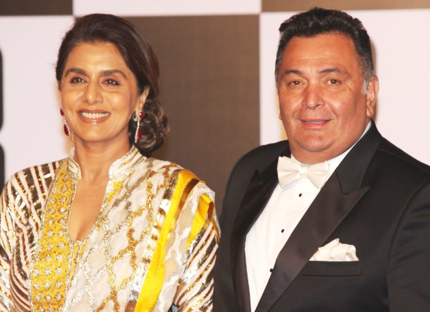 Neetu Kapoor bids farewell to Rishi Kapoor and her words will leave you teary eyed