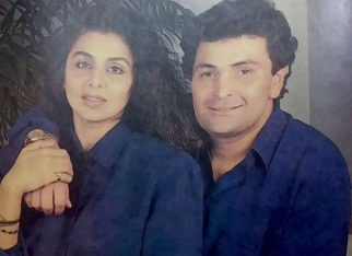 Neetu Kapoor shares a throwback picture with Rishi Kapoor with an emotional note