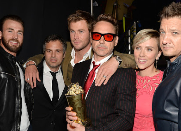 Unique Avengers Chris Evans, Robert Downey Jr, Chris Hemsworth, Scarlett Johannson, Jeremy Renner, Mark Ruffalo to have digital reunion : Bollywood Information 6