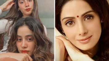 PICTURE When Janhvi Kapoor refused to share Sridevi's hugs with sister Khushi Kapoor