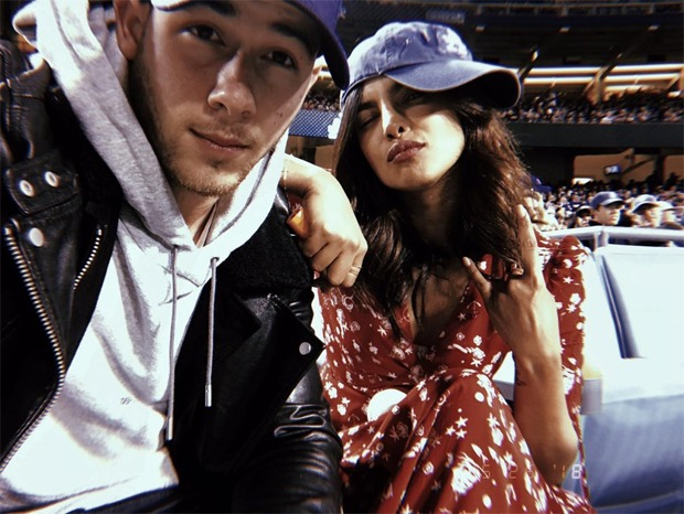 Priyanka Chopra and Nick Jonas share photos from their first date celebrating two years of togetherness