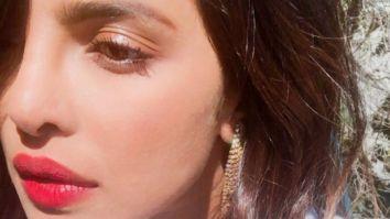 Priyanka Chopra looks glamourous in her latest sunkissed selfie, says she feels adventurous