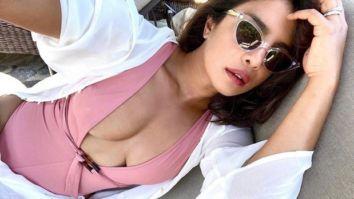 Priyanka Chopra sports a blush pink monokini while sharing a hilarious expectation vs reality post
