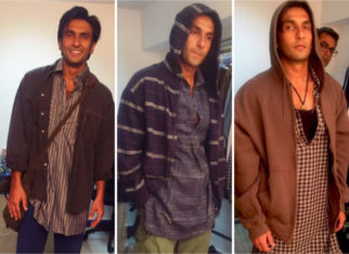 Ranveer Singh's look test as Murad from Gully Boy resurfaces on the internet