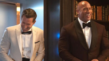 Ryan Reynolds has a hilarious birthday message for Red Notice co-star Dwayne Johnson