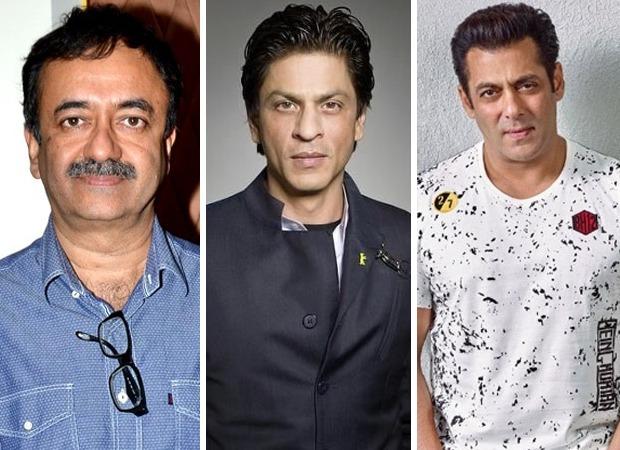 SCOOP Rajkumar Hirani's next with Shah Rukh Khan was initially a two-hero film; filmmaker had Salman in mind