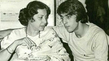 Sanjay Dutt shares throwback with mother Nargis Dutt on her 39th death anniversary