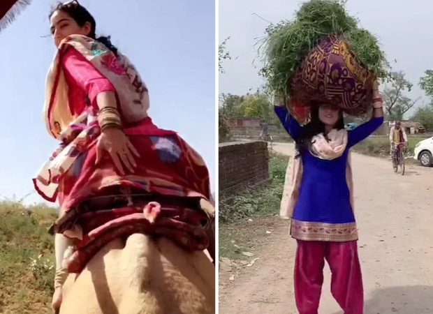 Sara Ali Khan becomes tour guide shares compilation of videos from her India travels