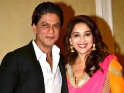 Shah Rukh Khan praises Madhuri Dixit for her debut single 'Candles'