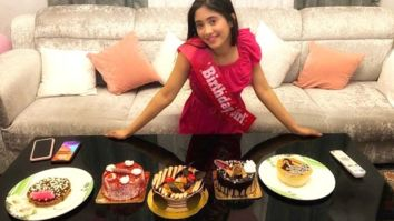 Shivangi Joshi is overwhelmed as her close friends surprise her on her birthday